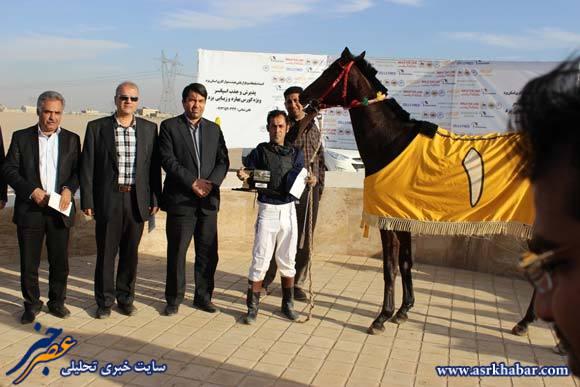 گزارش جذاب از علاقه بی نهایت یزدی ها به کورس اسب (+تصاویر)