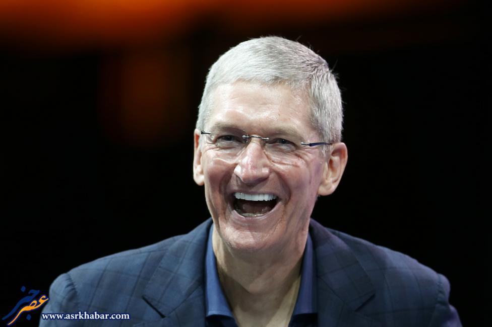 مدیرعامل اپل، نصف ثروتش را می بخشد
