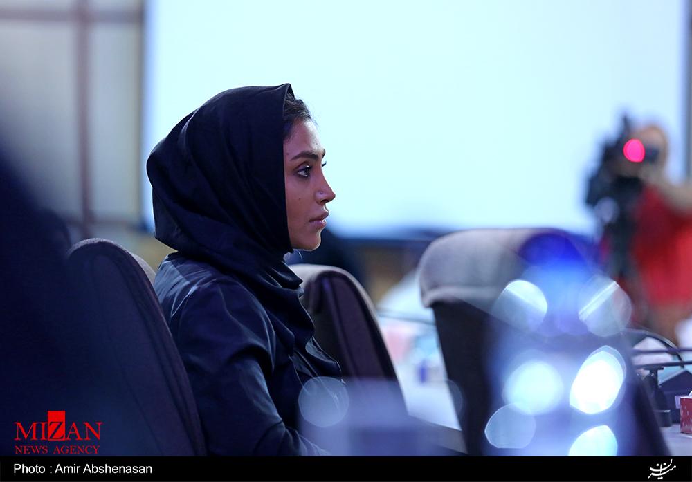 اعترافات مدل معروف در برابر دادستان تهران (+عکس)