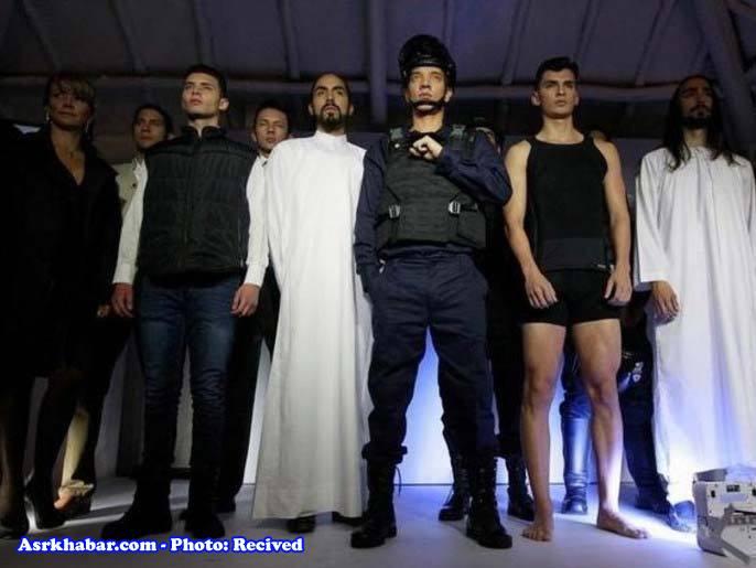 دشداشه عربی ضد گلوله ساخته شد (+عکس)