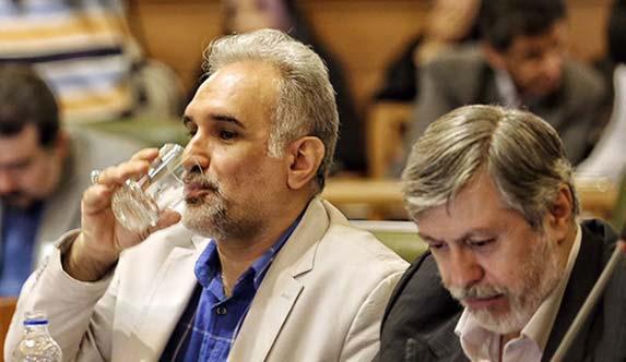 نتایج اقدام غیراخلاقی عضو شورای شهر تهران