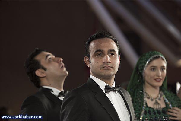 لباس زیبای بازیگر زن فیلم ایرانی در جشنواره مراکش (عکس)