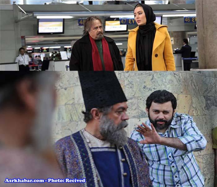 رفع ممنوع الکاری سحر قریشی با سریال محمدرضا ورزی!