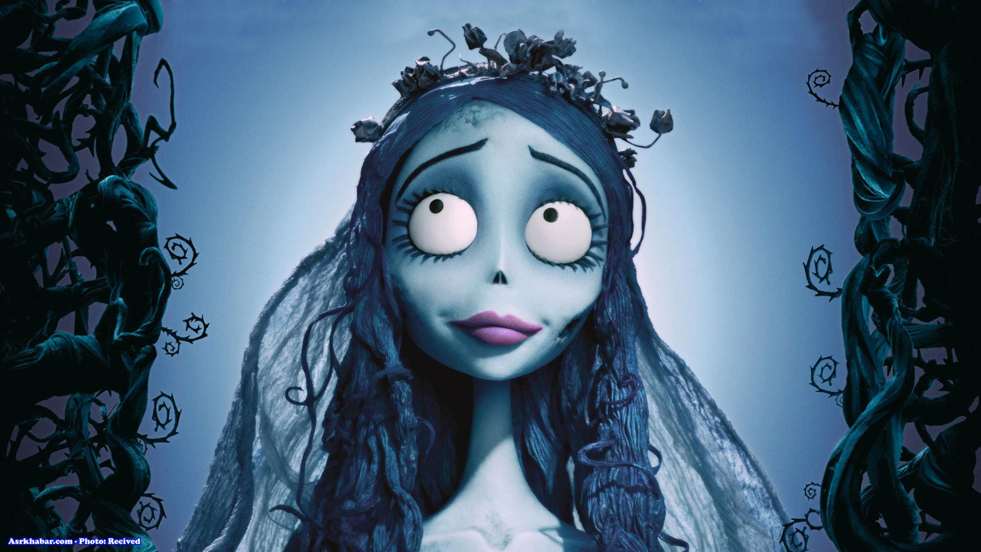 دختر ایرانی به جای آنجلینا جولی، عروس مرده شد (+عکس)