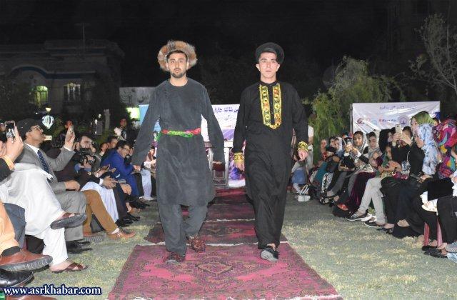 اولین شو فشن دختر و پسر در افغانستان (+عکس)