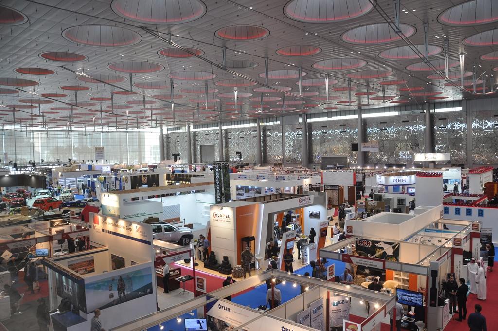 حضور ایران در نمایشگاه امنیت ملی خاورمیانه