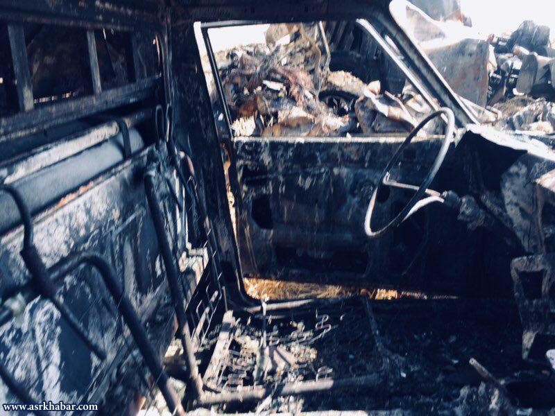 روایتی از ساعت 23:55، لحظه فاجعه اتوبوس در سنندج