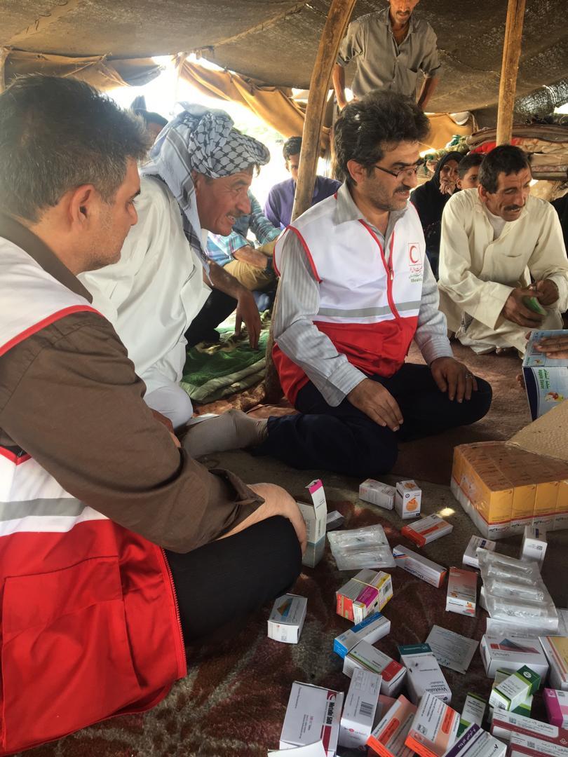 کاندیداتوری پزشک بدون مرز مشهور برای ریاست هلال احمر ایران